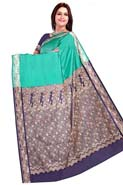 Silk Saree/Sari  (F-57)