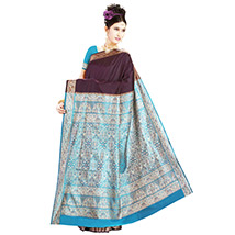 Silk Saree/Sari  (F-58)