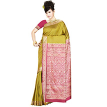Silk Saree/Sari  (F-60)