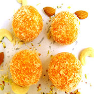 Sweets -Mango Coconut Laddoo (500 gms)