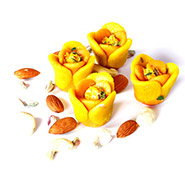 Sweets -Mango Flowers  1000 gms