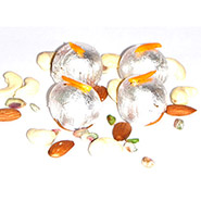 Sweets -Sugarfree Mango Bon- Bons 250 gms
