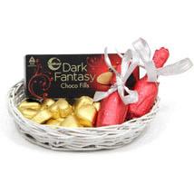 Basket Full Of Chocolates
