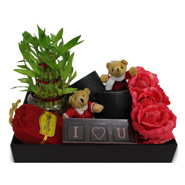 Love Message Hamper