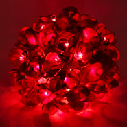 Red Delight Lamp