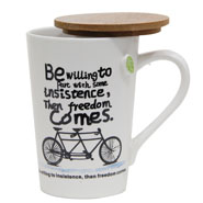 Cool Quoted Mug