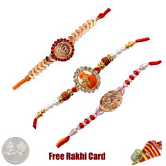 Jewelled Rakhi Set of 3 /></a></div><div class=