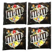 Set of 4 M&M Candies