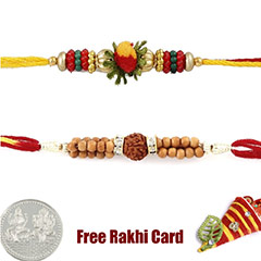 Mauli Rakhi Set of 2 /></a></div><div class=