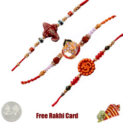 Mauli Rakhi Set of 3 /></a></div><div class=