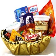 Namkeen Dryfruit Chocolate hamper