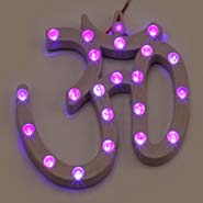 Hanging Om Light
