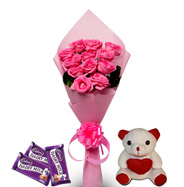 Pretty Pink hamper