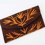 Kashmiri Leather Wallet