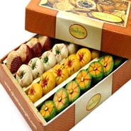 Sugarfree Assorted Mithai Box 250 gms
