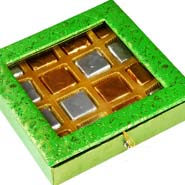 Sugarfree Green Assorted Chocolate Box