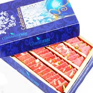 Sugarfree Strawberry Katli 250 gms