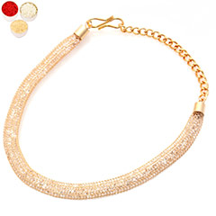 Rakhis Online - Premium Gold with  Silver Braclet with 200 gms of Kaju katli /></a></div><div class=