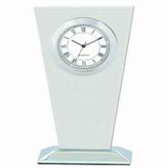 Silver Clock - 149