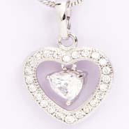 Heart Pendant- Pdtf91459