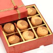 Vanilla Choco Cookies