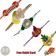 Zardosi Rakhi Set of 5 /></a></div><div class=