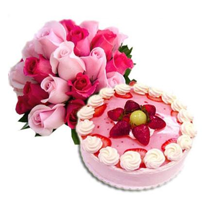 Flower N Cake Bonanja