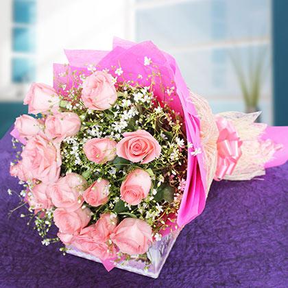 Exquite Pink bouquet