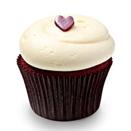 Cute Red Velvet Cupcakes