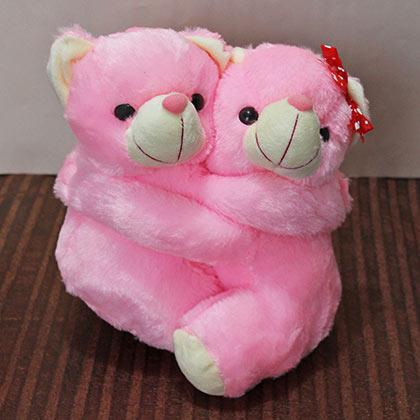 Pink Love Pair - 30 cm
