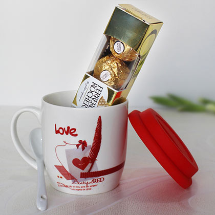 Coffee Mug n Chocolate