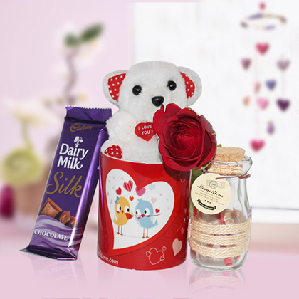 Adorable Valentine Surprise
