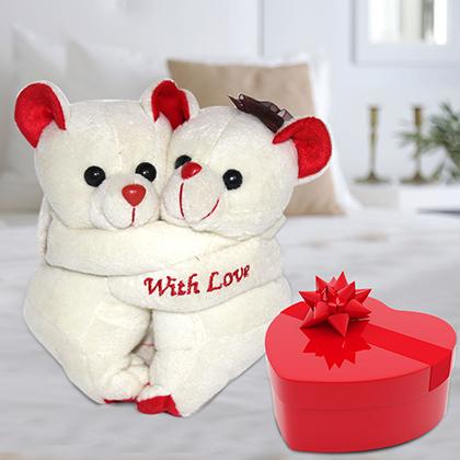 Hugging Love