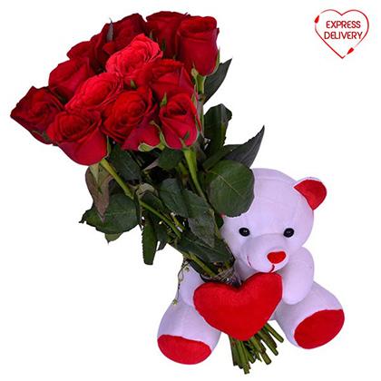 Rosy n Teddy Love